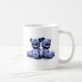 Plushie Blue Bears 2 Mug
