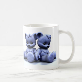 Plushie Blue Bears 2 Mug