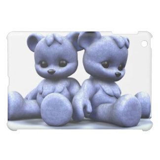 Plushie Blue Bears  Cover For The iPad Mini