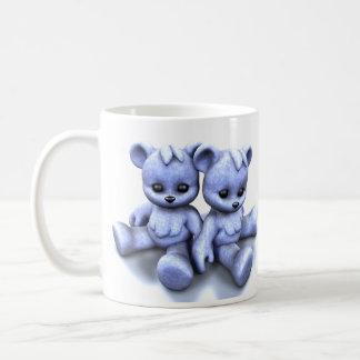 Plushie Blue Bears Mug