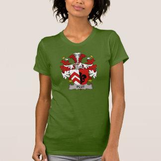 Plut Family Crest Shirts