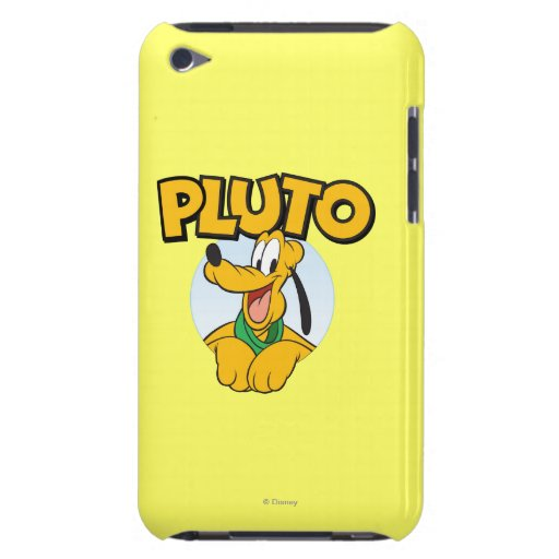 Pluto 2 barely there iPod cover