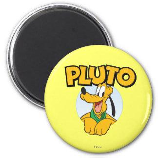 Pluto 2 fridge magnet