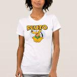 Pluto 2 tee shirt