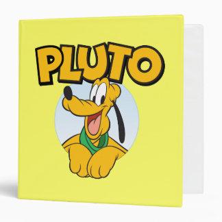 Pluto 2 vinyl binder