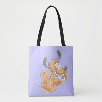 Pluto | Baby Pup Tote Bag