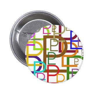 pluto 2 inch round button