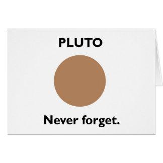 Pluto Cards