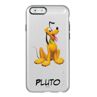 Pluto | Cartoon Side Incipio Feather Shine iPhone 6 Case