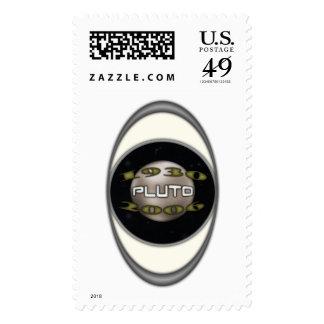 Pluto Commemorative 1930-2006 Stamps