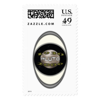 Pluto Commemorative 1930-2006 Postage