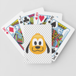 Playing Cards with Pluto design