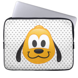 Neoprene Laptop Sleeve 13 inch with Pluto design