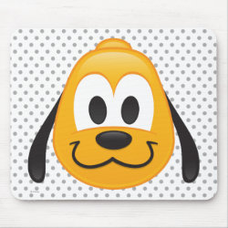 Mousepad with Pluto design