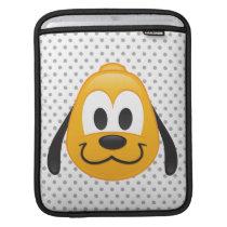 Pluto Emoji Sleeve For iPads