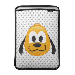 Pluto Emoji Sleeve For MacBook Air