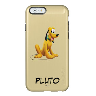 Pluto | Eyes to Side Incipio Feather Shine iPhone 6 Case