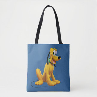Pluto | Eyes to Side Tote Bag