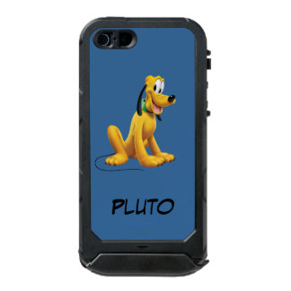 Pluto | Eyes to Side Waterproof Case For iPhone SE/5/5s