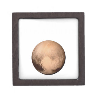 PLUTO FOR PLANETHOOD! JOIN THE CAMPAIGN! see below Keepsake Box