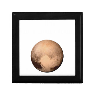 PLUTO FOR PLANETHOOD - JOIN THE CAMPAIGN! (space) Gift Box