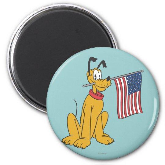 Pluto   Freedom Magnet
