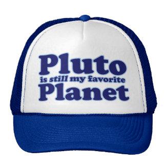 Pluto Mesh Hats