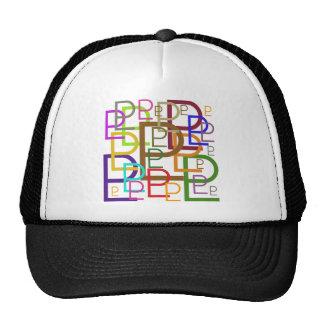 pluto trucker hat