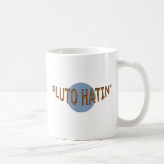 pluto hatin mug