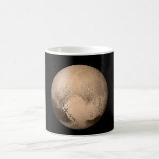 Pluto Heart Coffee Mug