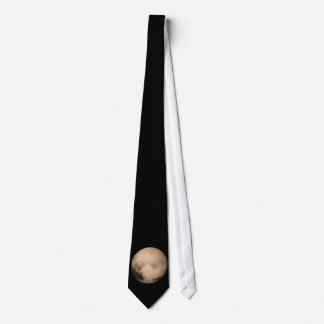 Pluto Heart Neck Tie
