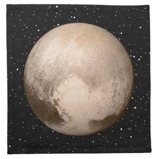 Pluto Heart-View Napkin
