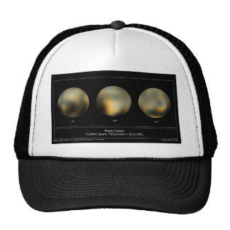 Pluto imaged by NASA's Hubble Space Telescope Trucker Hat