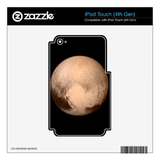 Pluto Images iPod Touch 4G Skin