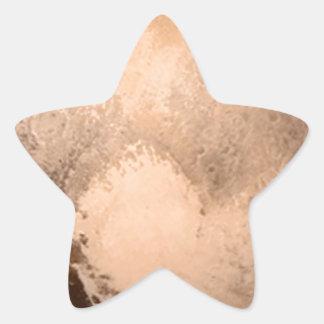 Pluto Images Star Sticker