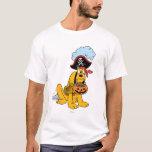 Pluto in Pirate Costume T-Shirt