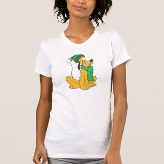 Pluto In Winter Gear Shirt