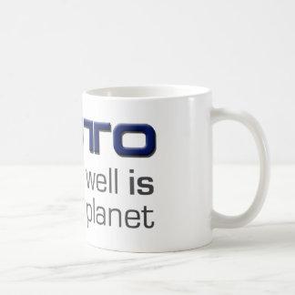 Pluto Is A Planet Mug