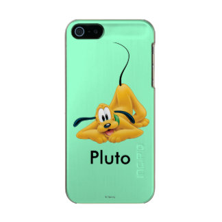 Pluto Laying Down 1 Incipio Feather® Shine iPhone 5 Case