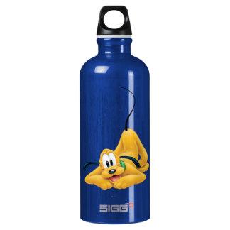 Pluto Laying Down 1 SIGG Traveler 0.6L Water Bottle