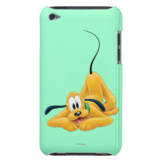 Pluto | Laying Down iPod Touch Cover at Zazzle