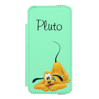 Pluto | Laying Down Wallet Case For iPhone SE/5/5s