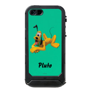 Pluto | Laying with Ear Up Waterproof iPhone SE/5/5s Case