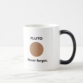 Pluto Magic Mug