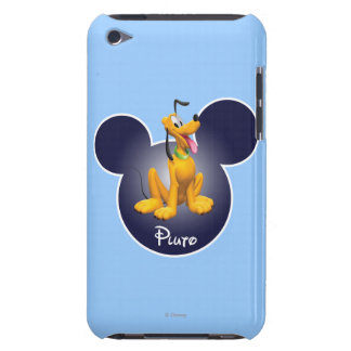 Pluto | Mickey Head Icon iPod Touch Case-Mate Case