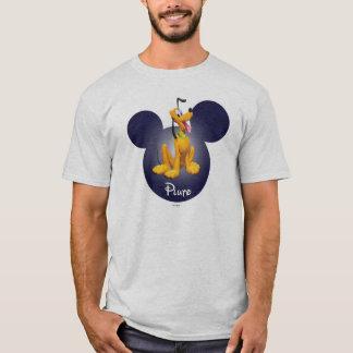 Pluto | Mickey Head Icon T-Shirt