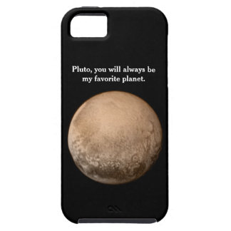 Pluto, my favorite planet - New Horizons NASA iPhone SE/5/5s Case