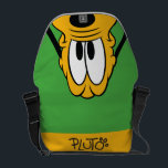 "Pluto | Peek-a-Boo Courier Bag<br><div class=""desc"">Mickey &amp; Friends - Pluto</div>"