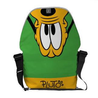 Pluto | Peek-a-Boo Courier Bag