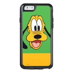 OtterBox Symmetry iPhone 6/6s Case with Pluto design